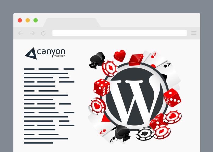 Great iGaming websites using WordPress